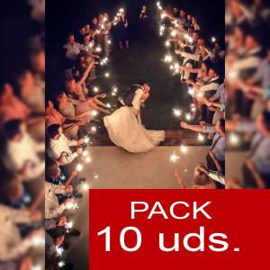 .NO TE PUEDE FALTAR - INF Bengalas PACK 10 uds