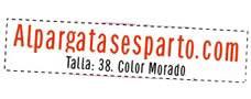Ir a la página principal de www.alpargatasesparto.com